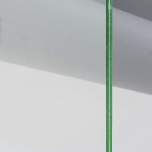 Verre Feuilleté Trempé Clair, épaisseur 17 mm