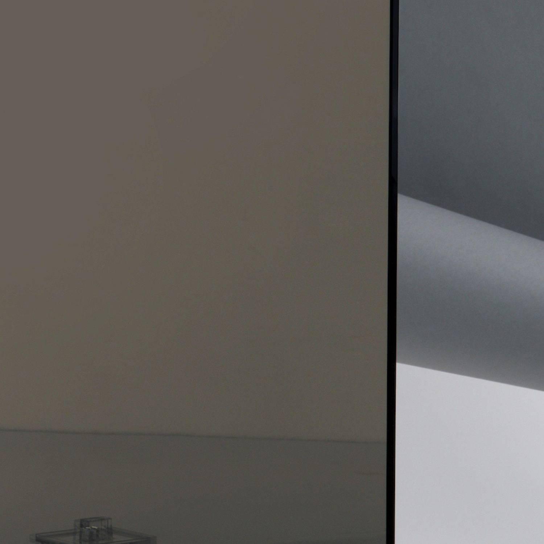 miroir de couleur bronze paisseur 4 mm